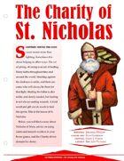 EN5ider #116 - The Charity of St. Nicholas