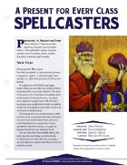 EN5ider #118 - A Present for Every Class: Spellcasters