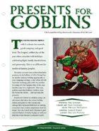 EN5ider #119 - Presents for Goblins