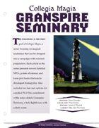 EN5ider #127 - Collegia Magia: Granspire Seminary