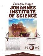 EN5ider #132 - Collegia Magia: Johannes Institute of Science