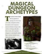 EN5ider #147 - Magical Dungeon Archetypes