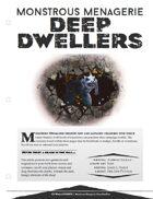 EN5ider #149 - Monstrous Menagerie: Deep Dwellers