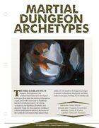 EN5ider #153 - Martial Dungeon Archetypes