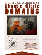 EN5ider #184 - Spiritual Alignment: Chaos Cleric Domains