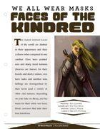 EN5ider #188 - We All Wear Masks: Faces of the Kindred