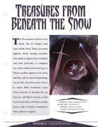 EN5ider #189 - Treasures from Beneath the Snow