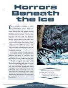 EN5ider #199 - Horrors Beneath the Ice