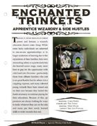 EN5ider #216 - Enchanted Trinkets #3: Apprentice Wizardry & Side Hustles