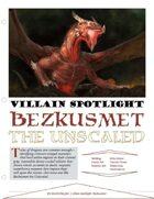 EN5ider #249 - Villain Spotlight: Bezkusmet the Unscaled