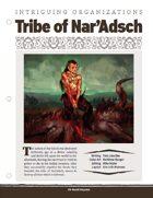 EN5ider #257 - Intriguing Organizations: Tribe of Nar'Adsch
