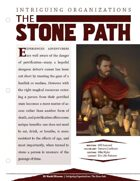 EN5ider #263 - Intriguing Organizations: The Stone Path