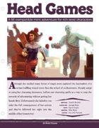 EN5ider #268 - Mini-Adventure: Head Games