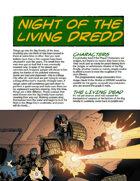 Judge Dredd Case File #3: Night of the Living Dredd
