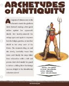 EN5ider #277 - Archetypes of Antiquity