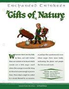 EN5ider #286 - Enchanted Trinkets: Gifts of Nature
