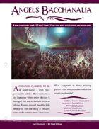 EN5ider #287 - Mini-Adventure: Angel's Bacchanalia