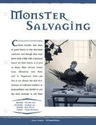 EN5ider #297 - Monster Salvaging