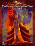 War of the Burning Sky #12: The Beating of the Aquiline Heart