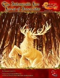 Cover of The Indomitable Fire Forest of Innenotdar