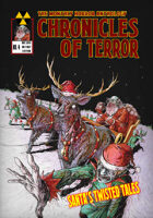 Chronicles of Terror Issue 4