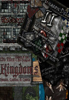 Dungeon Delve I & II, Kingdoms, & Obsidian Caverns