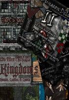 Dungeon Delve I & II, Kingdoms, & Obsidian Caverns