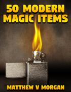 50 Modern Magic Items