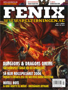 Fenix 1, 2006