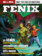 Fenix English Edition 1, 2014