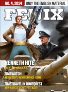 Fenix English Edition 4, 2014