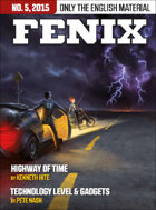 Fenix English Edition 5, 2015