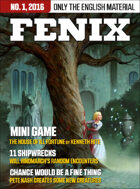 Fenix English Edition 1, 2016