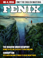 Fenix English Edition 4, 2016