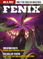 Fenix English Edition 6, 2017