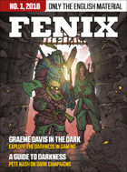 Fenix English Edition 1, 2018