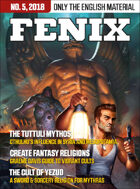 Fenix English Edition 5, 2018