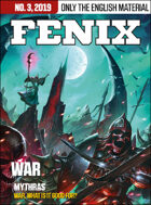Fenix English Edition 3, 2019