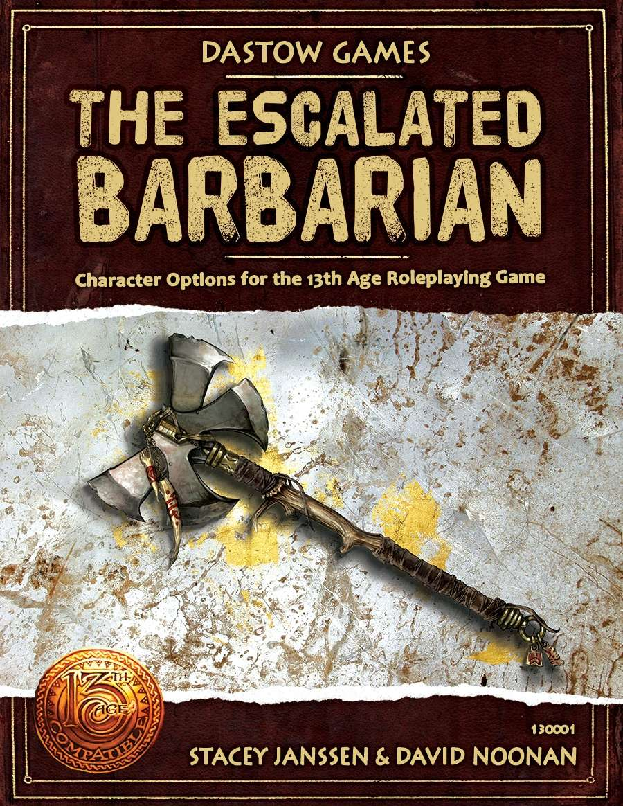The Escalated Barbarian