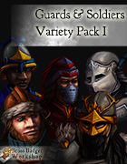 Guards and Soldiers Variety Pack 1