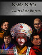 Noble NPCs - Court of the Empress