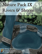 Nature Pack IX - Rivers & Shores