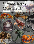 Summon-Ready Monsters II