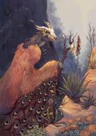 Vagelio Kaliva - Stock Illustration - Wanderer of the Azure Forest