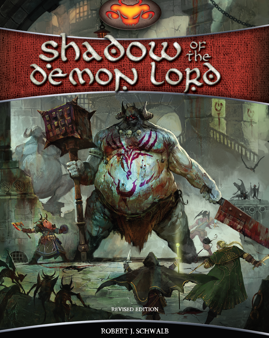 Shadow Of The Demon Lord Schwalb Entertainment Shadow Of The