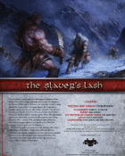 The Slaver's Lash (Starting)