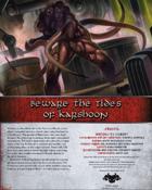 Beware the Tides of Karshoon (Expert)
