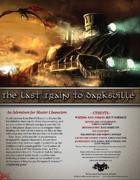 The Last Train to Darksville (Master)