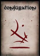 Conjuration Spell Cards