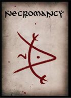 Necromancy Spell Cards